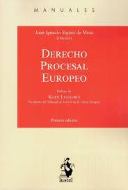 Derecho procesal europeo