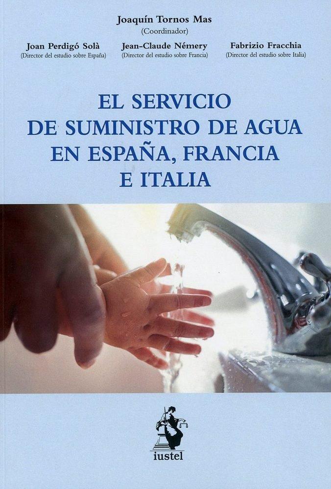 Servicio de suministro de agua en españa, francia e italia,e
