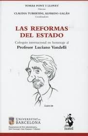Reformas del estado
