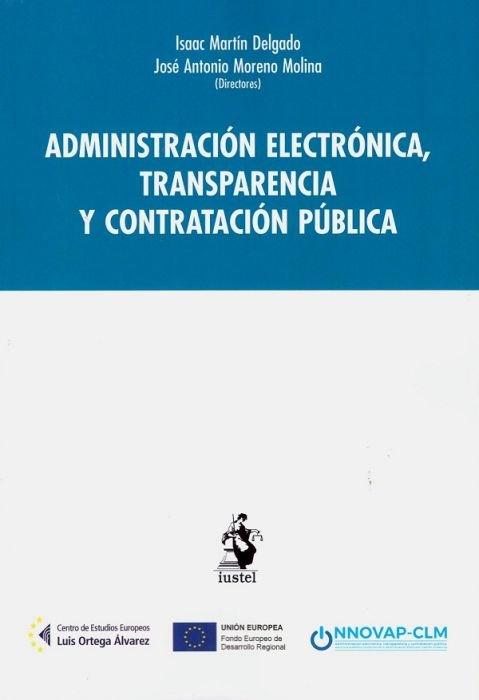 Administracion electronica, transparencia y contratacion pub
