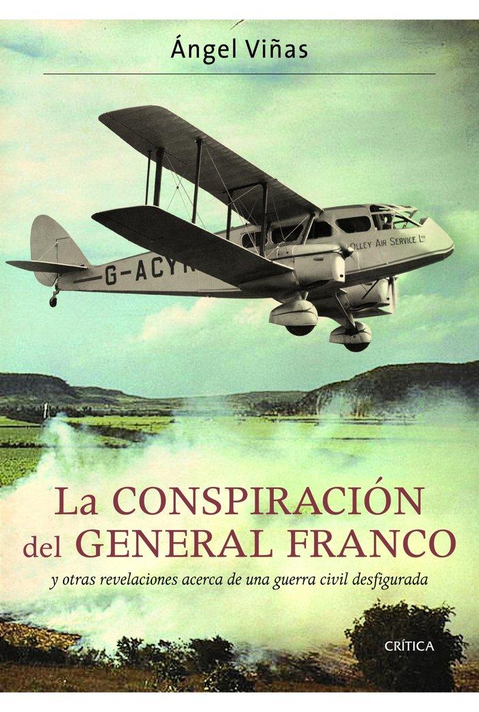 Conspiracion del general franco,la