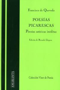Poesias picarescas