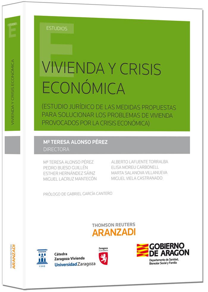 Vivienda y crisis economica