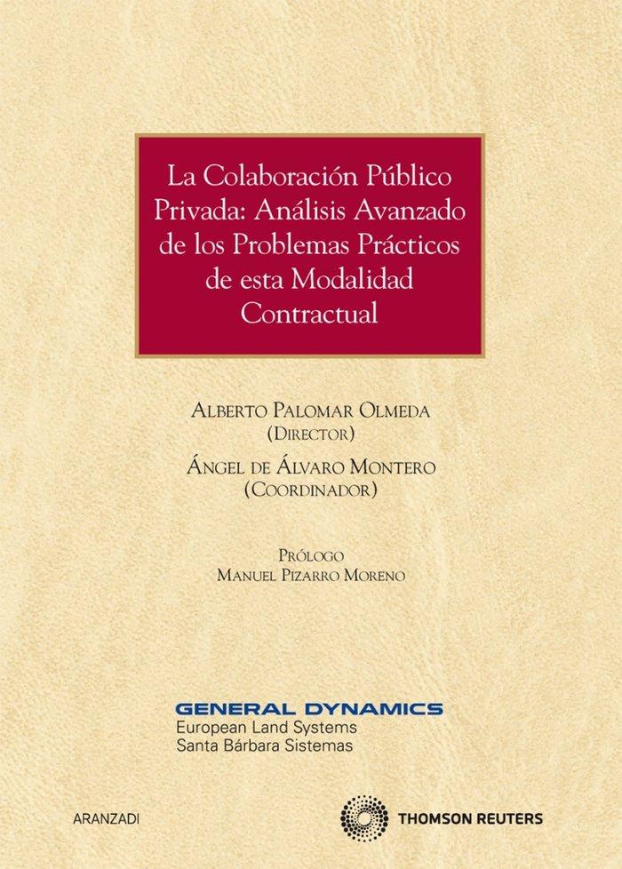 Colaboracion publico privada,la analisis avanzado de problem