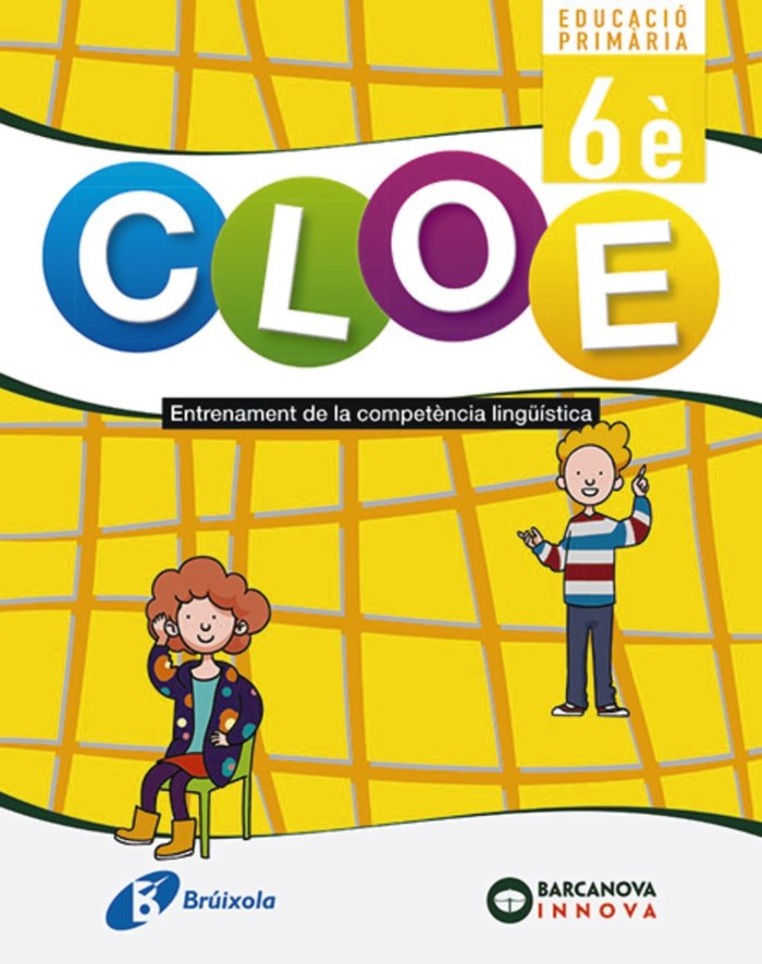 Cloe entrenament comp.linguistica 6 ep 18 cataluñ/