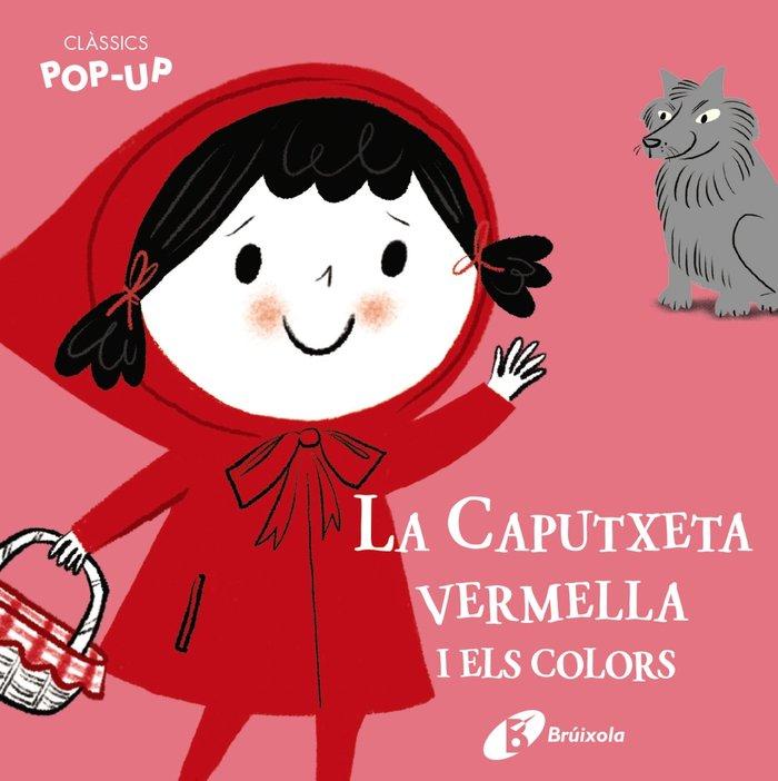 Classics pop up caputxeta vermella catalan