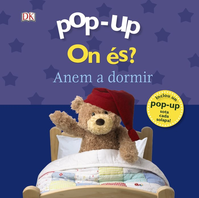 Pop-up. on es? anem a dormir