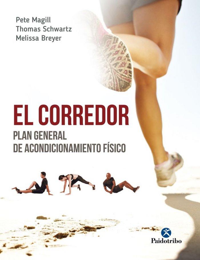 Corredor plan general de acondicionamiento fisico