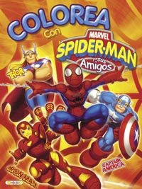 Coloreables spiderman - 2