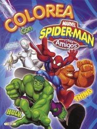 Coloreables spiderman - 3