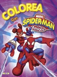 Coloreables spiderman - 4