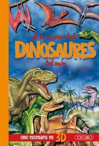 A la recerca dels dinosaures del mon