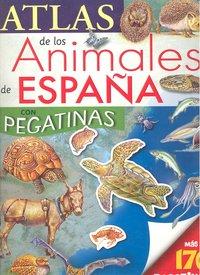 Atlas de animales de españa