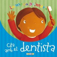 Meva primera cita amb el dentista,la