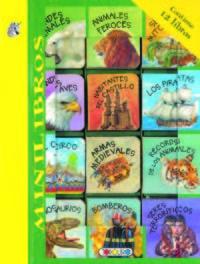 Minilibros verde (12 libros)