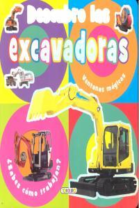 Descubro las excavadoras