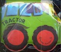 Tractor ruedas divertidas