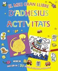 Meu gran llibre d¿adhesius i activitats,el