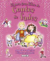 Meu gran llibre de contes de fades,el