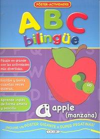 Abc bilingue poster actividades