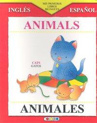 Animales ingles español. bilingues