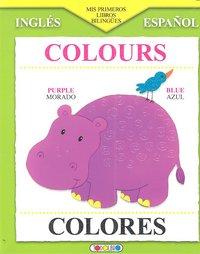 Colores ingles español bilingues