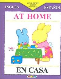 En casa ingles español. bilingues