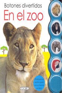 En el zoo botones divertidos