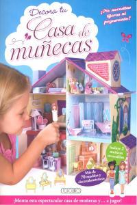 Decora tu casa de muñecas