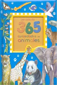 Lee cada dia 365 curiosidades de animales