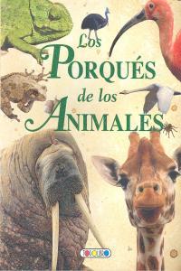 Porques de los animales,los