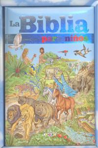 Biblia para niños con estuche,la