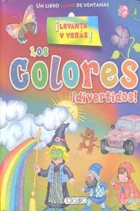 Colores,los levanta y veras