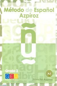 Metodo de español azpiroz grado 2 a2
