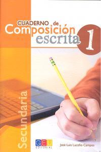 Cuaderno de composicion escrita 1