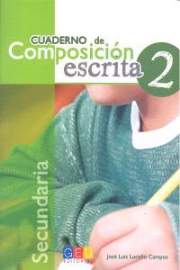 Cuaderno composicion escrita 2