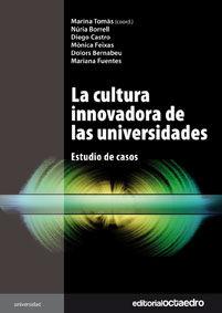 Cultura innovadora de las universidades,la
