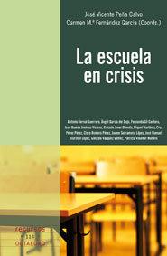 Escuela en crisis
