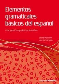 Elementos gramaticales basicos del español