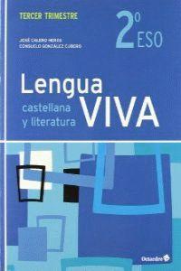 Lengua viva 2  3trimestres edic.2012  eso2