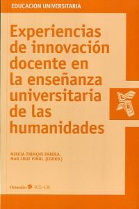 Experiencias innovacion docente en enseñanza universitaria