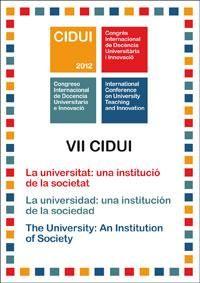 Universitat: una institucio de la societat,la