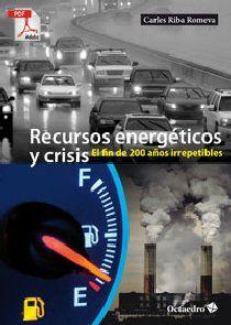 Recursos energeticos y crisis