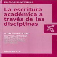 Escritura academica a traves de las disciplinas,la
