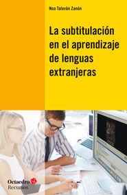 Subtitulacion en el aprendizaje de las lenguas extranjeras,l