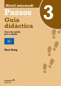 Passos 3 guia didactica