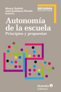 Autonomia de la escuela