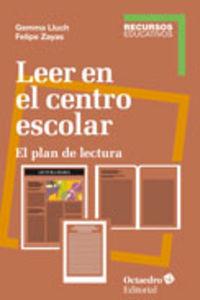 Leer en el centro escolar
