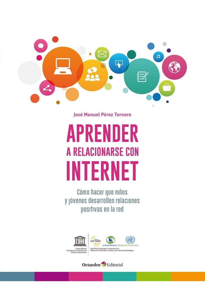Aprender a relacionarse con internet