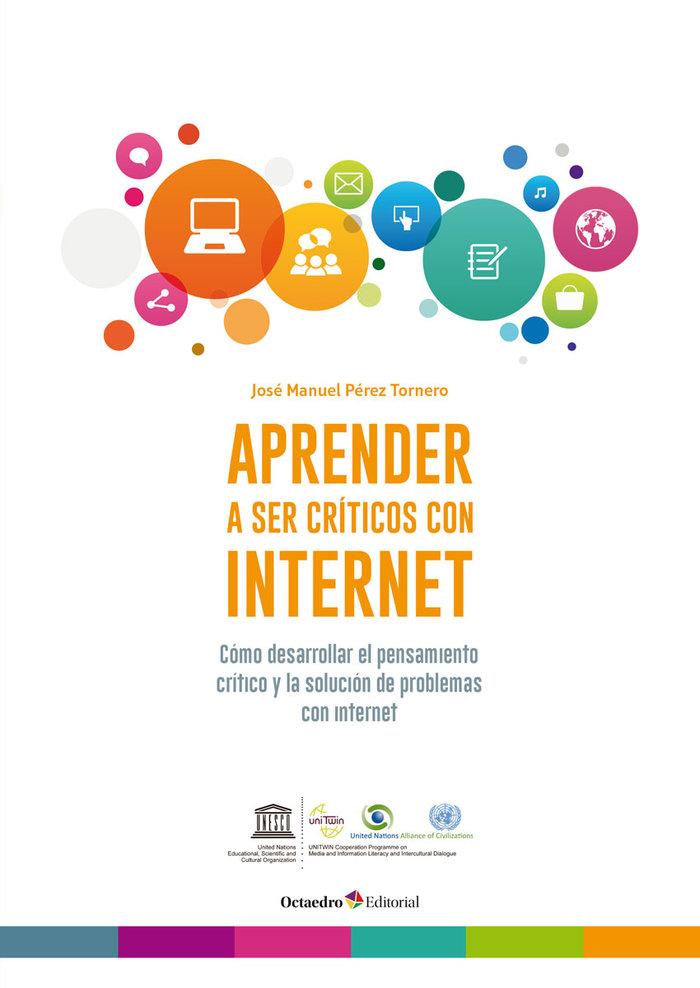 Aprender a ser criticos con internet